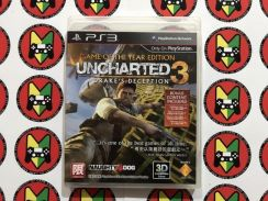[USED]PS3 Uncharted 3 Game Of The Year