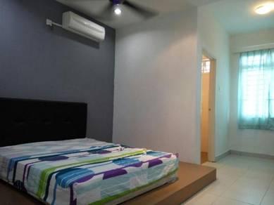 Tebrau City Residence - Jusco Tebrau - 3 Bed - Full Furnished - CHEAP