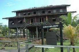 Tiket masuk kampung budaya sarawak