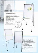 Flip Chart 4X3 White board size Whiteboard