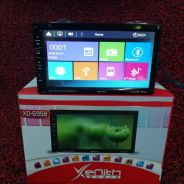 Xenith Full HD Dvd Player w Reverse Camera HD