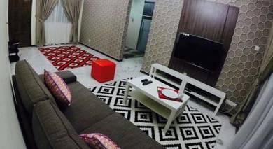 [RENOVATED] Jalil Damai 1151sf FREHOLD P/Fur Bukit Jalil Pavilion2 LRT