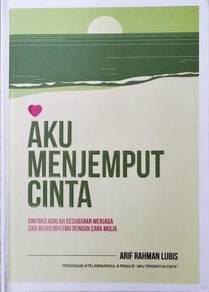 Aku Menjemput Cinta (Hardcover)