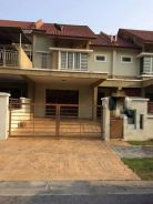 Double storey terrace symphony s2 height seremban