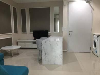 Liberty parisien isoho icity shah alam fully furnished one bedroom