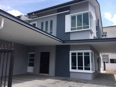 Muara Tabuan Double Storey Semi Detached House for Sale