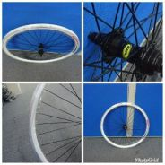 Wheelset fixie fixed gear 700c baru