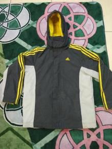 Adidas jacket hoodie