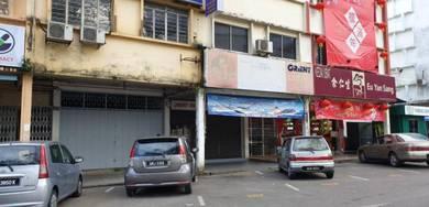 Ground floor Shop for rent at Jln Song Thian Cheok , Kuching
