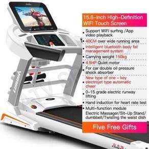 LIJIUJIA treadmill new s680(pahang)