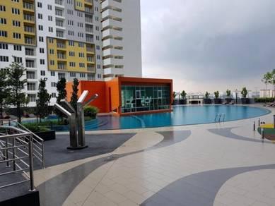 Below Market New Condo, Bandar Tun Razak, 2CP, The Holmes, Cheras