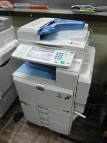 Photocopy machine colour muslim copier
