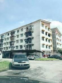 Apartment Seri Serdang, Seri Kembangan, level 1