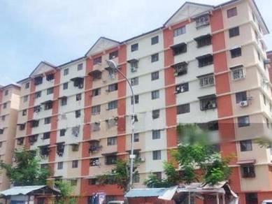 Taman Batu Permai Jalan Ipoh, block 24 Tingkat 2, near KTM