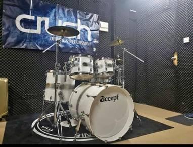 Used Drum Set (Accept Birch)