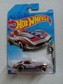 Hot wheels corvette stingray limited