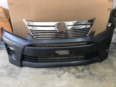 Toyota Vellfire 2013 nfl front bumper and grille