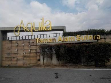 Aquila, Taman Alam Sutera, Puncak Alam ( Aquila ) 2 Sty End Lot House