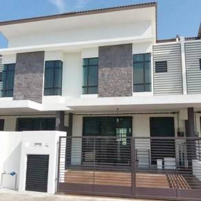 2 Sty Double Storey Bandar Saujana KLIA Near Macdonald Kota Warisan