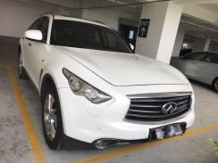 Used Infiniti QX70 for sale