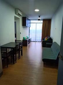 For Rent- The Gardens Condominium Bundusan/HIGH FLOOR/NICE VIEW
