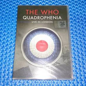 The Who - Quadrophenia Live In London Music DVD