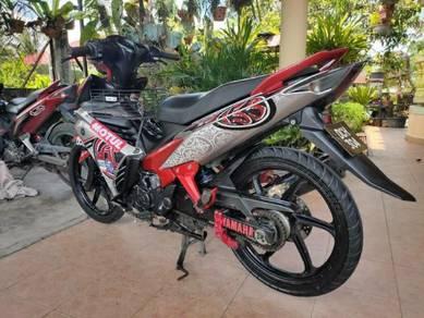 Yamaha Lc 135 v2 5s