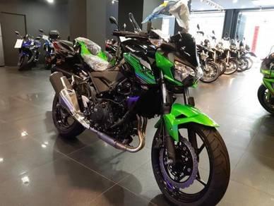 2020 Kawasaki z250 ABS z 250 ABS HARI RAYA