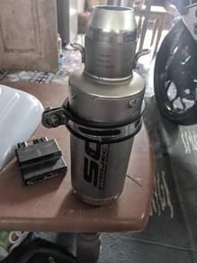 Sc project muffler set 51mm