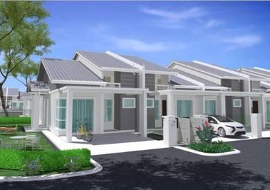Rumah Baru murah Rumah Setingkat Taman Juasseh KUALA PILAH