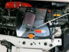 Myvi cold air ntake and exhaust system