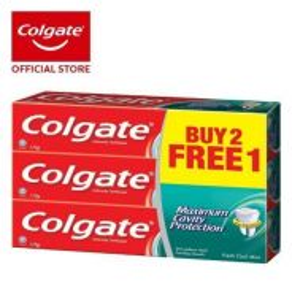 Colgate buy 2 free one