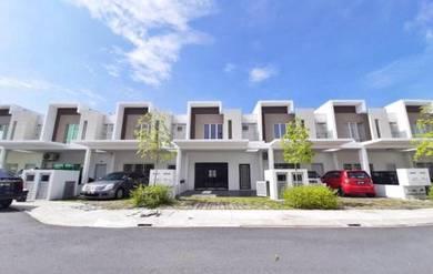 2 storey intermediate, casa green, cybersouth, dengkil