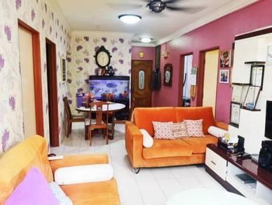 LOW FLOOR RENOVATED Sri Astana Apartment Taman Selayang Batu Caves