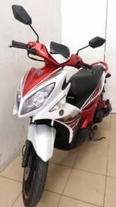 Yamaha nouvo lc135