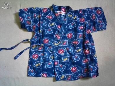 Baju Kimono style for 1-3 y