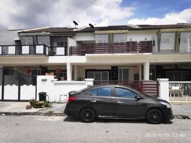 Terrace House in Bandar Baru Sri Klebang (Strand Park), Chemor, Perak