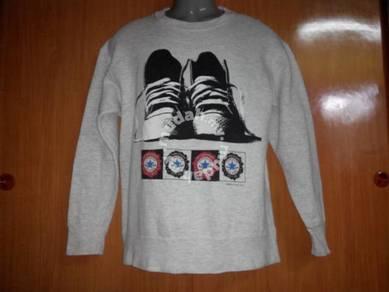 Vtg converse 92s sweater