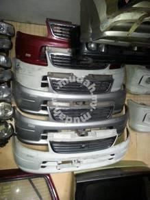 L7 lica bumper depan for kelisa