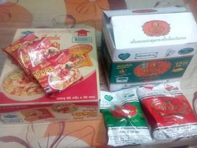 Red and Green Tea Thai / Tom Yum Powder