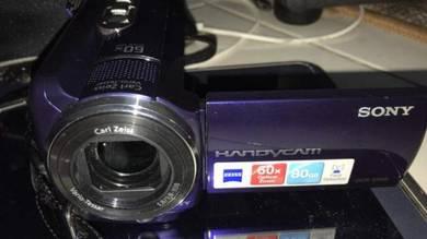 Sony handycam dcr-sr8