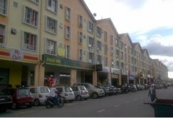 Shah alam sek 7 pusat komersial shop lot