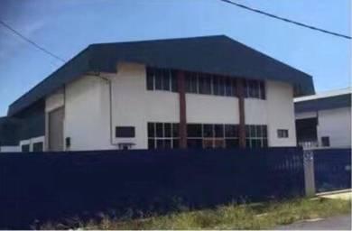 (90x125) Bangalow factory batu Pahat