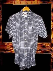 Kemeja polo ralph lauren authentic shirt-code af 2