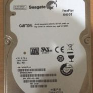 Brand new hdd
