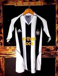 Rare newcastle united premier league home jersey
