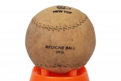 17ra c new top leather medicine balls