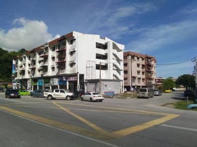 Pangsapuri di Pusat Bandar K.Terengganu