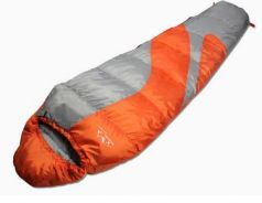Ultralight warmer camping sleeping bag