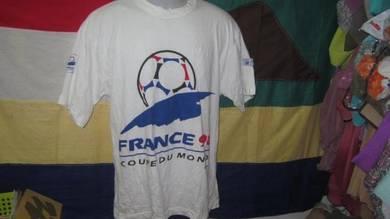 Baju france 98 size M